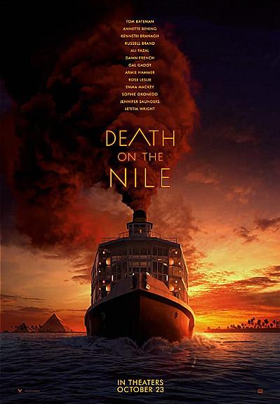 Sinopsis Film Death on the Nile (2020) - Kenneth Branagh, Gal Gadot