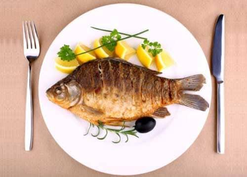فوائد الأسماك