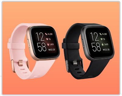 "Enter To WIN A BRAND NEW ""FITBIT VERSA 2"" SMARTWATCH"