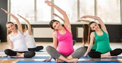 Senam Hamil Bagi Kesehatan Ibu Hamil
