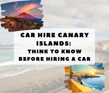 car hire canary islands