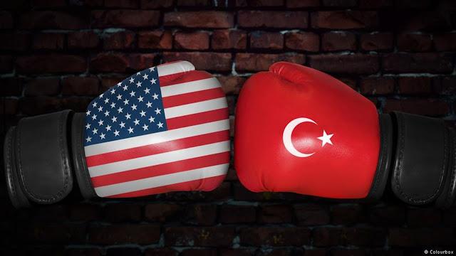 Η διαχρονικότητα των ψυχρών σχέσεων ΗΠΑ - Τουρκίας