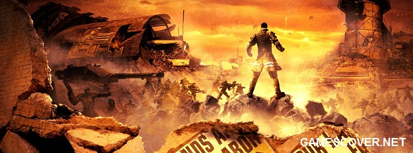 Red Faction Guerrilla Re-Mars-tered Story