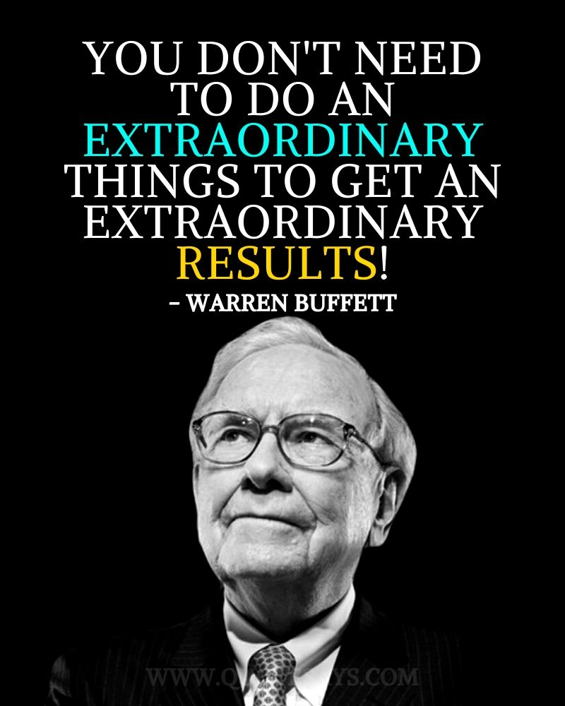 Quotes to be strong, Warren Buffet Quotes, Quotes how to be strong