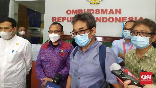 Terkait Hasil TWK,  75 Pegawai KPK Gugat ke Komisi Informasi Publik
