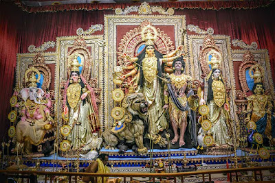 Jai Durga Mata Images
