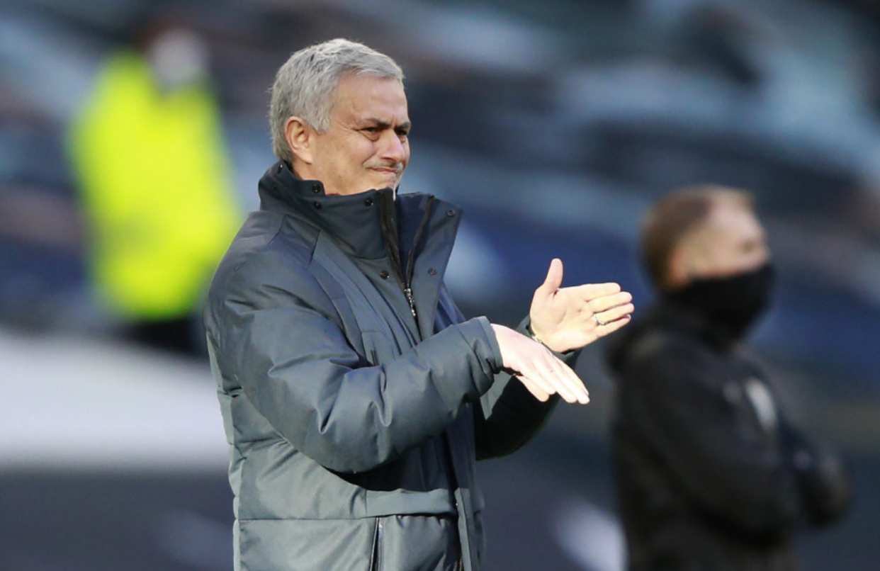 Jose Mourinho's Tottenham will look to brush aside League Two opposition Wycombe Wanderers