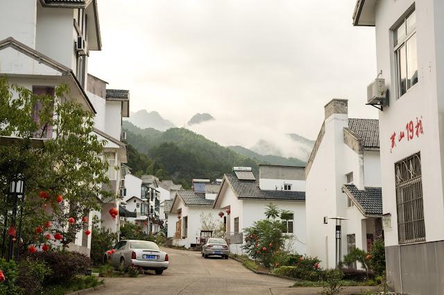 čína, cestování, info o číně, žluté hory, huangshan