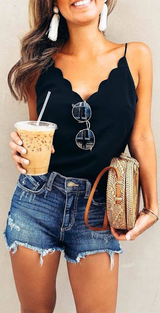 31 Cute Summer Style Outfit Ideas | Summer Outfits