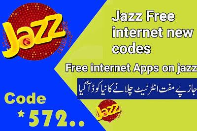 jazz free internet code
