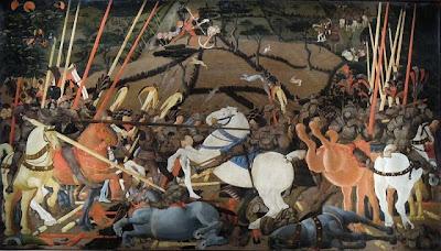 Battaglia San Romano Paolo Uccello
