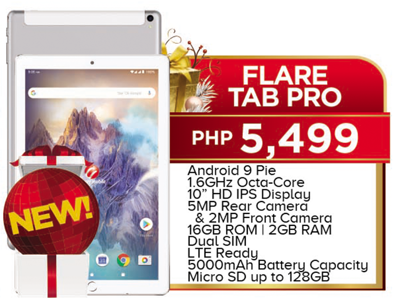 Cherry Mobile Flare Tab Pro