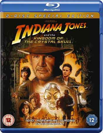 Indiana Jones and the Kingdom of the Crystal Skull 2008 In Hindi