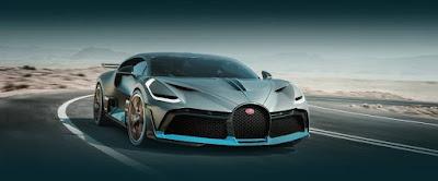 Mobil Mahal Bugatti Divo