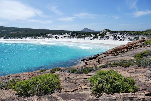 Cape le Grand, Nationalpark, Strand, Bucketlist, Fels, Meer