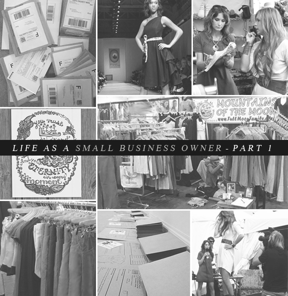 Life As a Small Business Owner // Bubby and Bean
