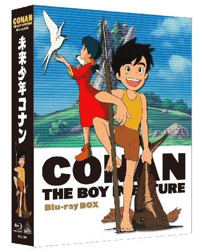 Conan Cậu Bé Tương Lai -Future Boy Conan