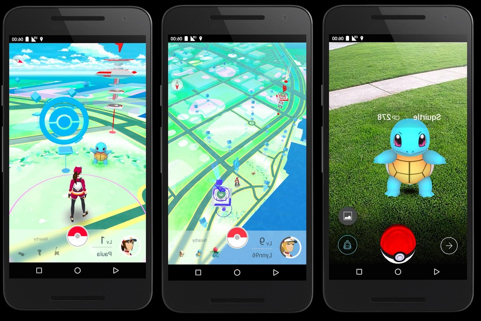 Gambar Pokemon Go Terbaru  Kumpulan Gambar