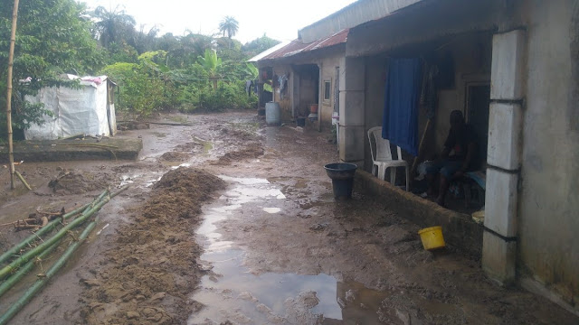 Journalist, others suffer sever losses as mudslide ravages community in Cross River