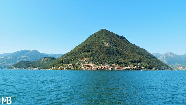 Monte Isola provincia di Brescia