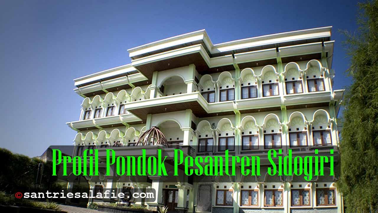 Profil Pondok Pesantren Sidogiri Pasuruan by Santrie Salafie