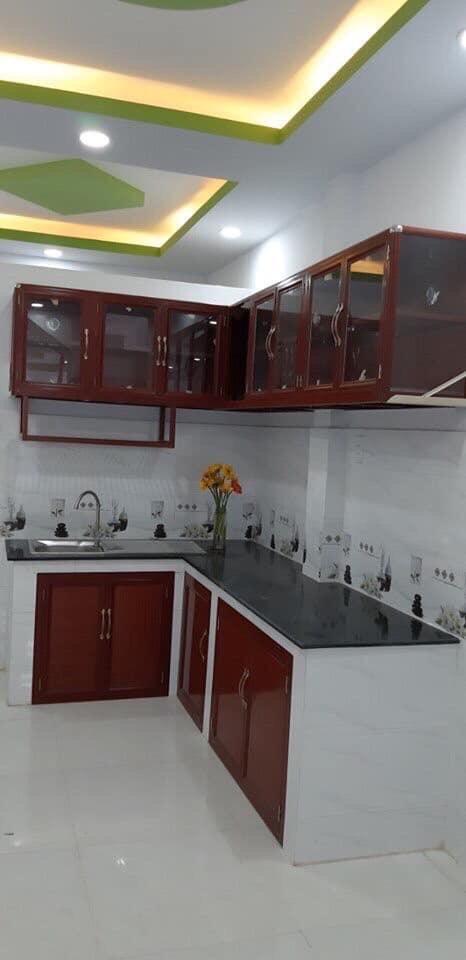Bán nhà hẻm 283 Bông Sao phường 5 Quận 8 giá rẻ. Dt 2,8x17m, 1 lầu 3PN