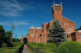 Zamek w Karnitach