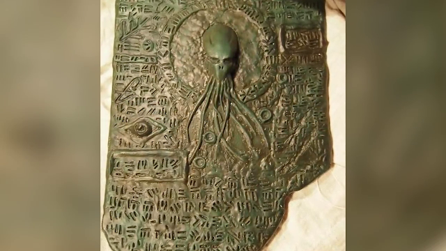 Clay-Tablet-Cthulhu-amazing-discoveries