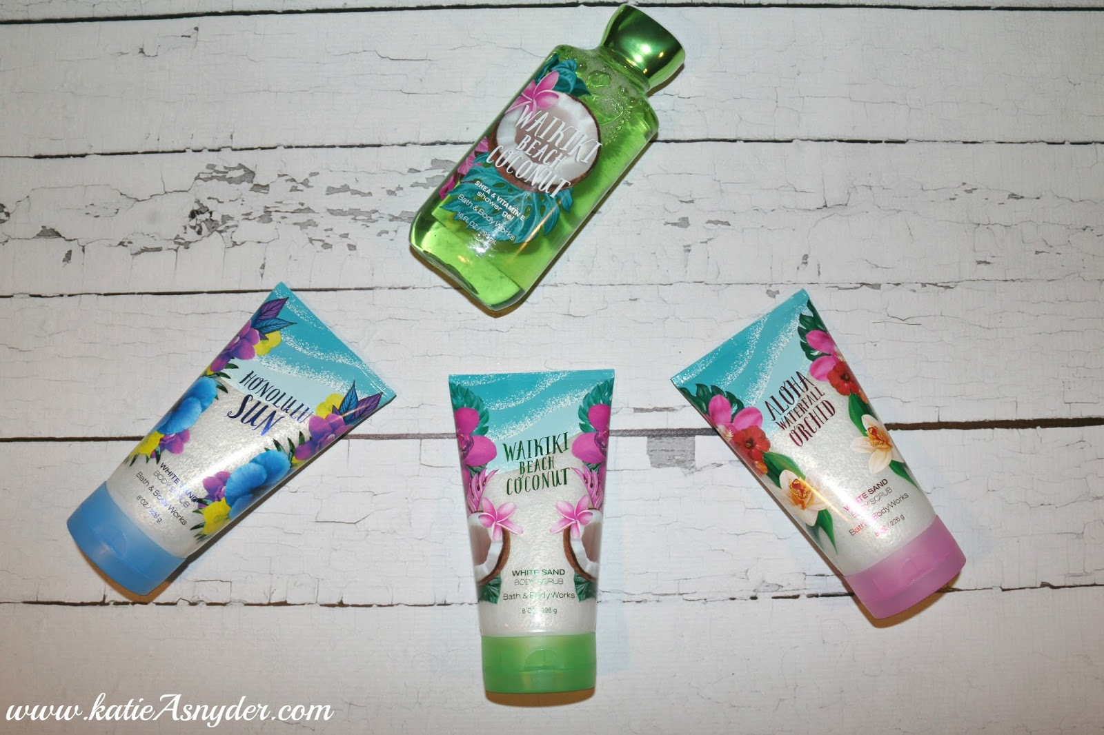 Bath Amp Body Works Haul April Giveaway Katie Snyder