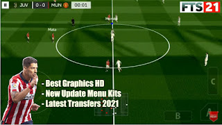 Download FTS 2021 Edition V6 Supermod Full Kompetisi Eropa & Best Graphics HD New Update