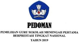 Juknis Lomba Guru SMP Berprestasi Tahun 2019-http://www.librarypendidikan.com/