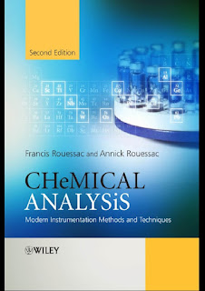 Chemical Analysis, Modern Instrumentation Methods and Techniques by Francis Rouessac and Annick Rouessac 2nd Edition