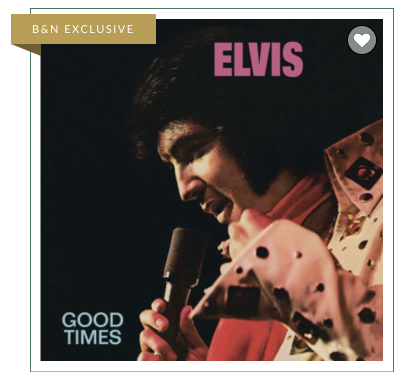 Elvis Day By Day: July 12 - New Fragrances, Releases and