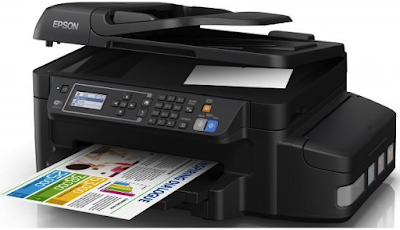 Free Epson ET-4550 Driver Download - Windows, Mac