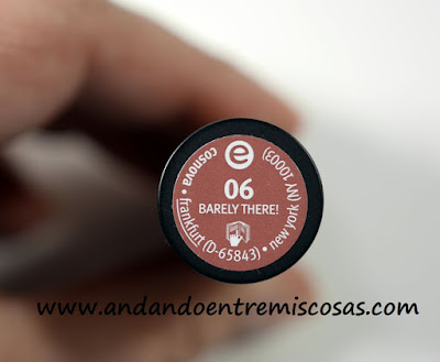 Labial Essence 06 Barely There!