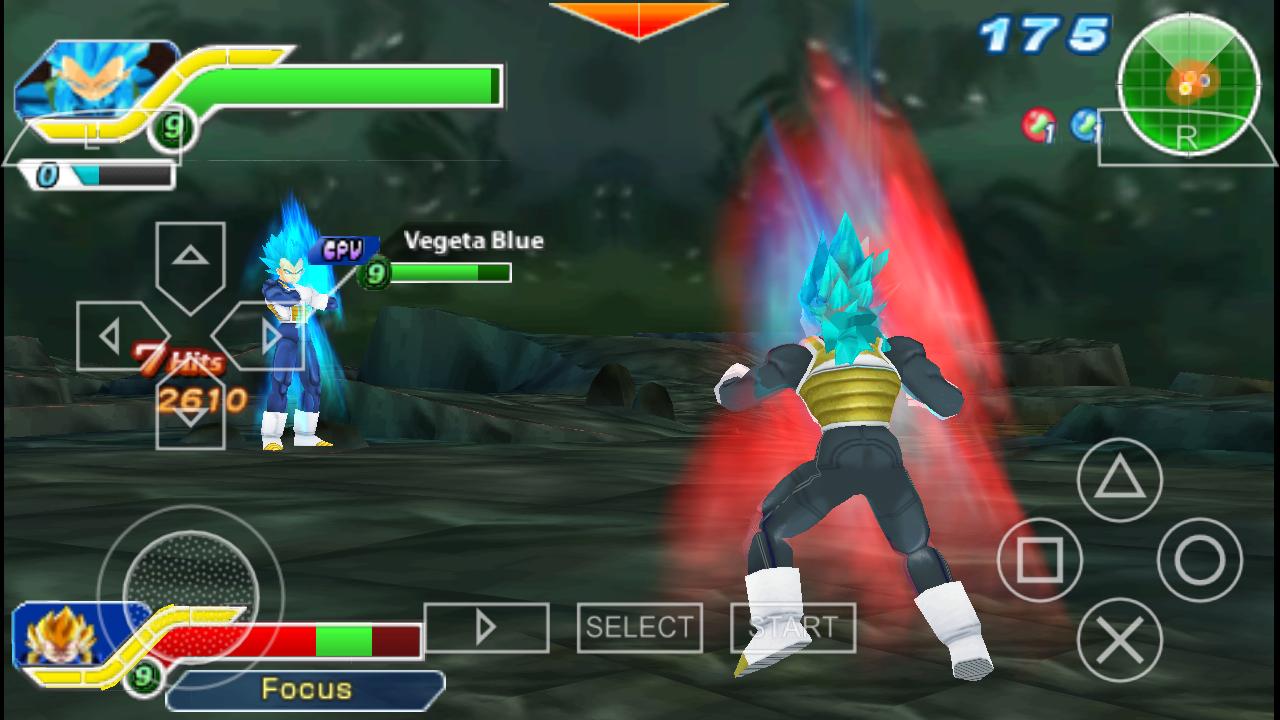 Dragon Ball Z Tenkaichi Tag Team Iso Download