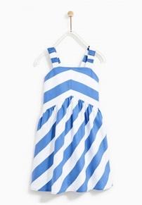 Abstract Girl Dress