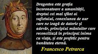 Citatul zilei: 20 iulie - Francesco Petrarca