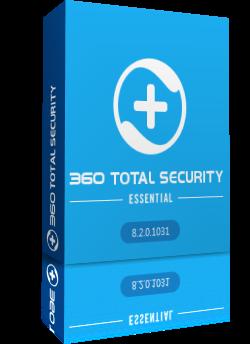 360 Total Security Essential 8.2.0.1038 [Un antivirus gratuito, ligero y con interfaz moderna y sencilla]