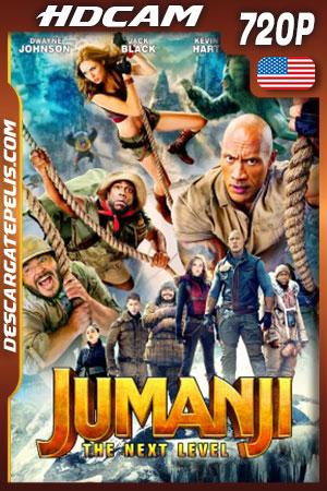 Jumanji: Siguiente nivel (2019) 720p HDCAM