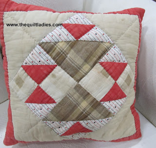 quilted pillow quilt pattern