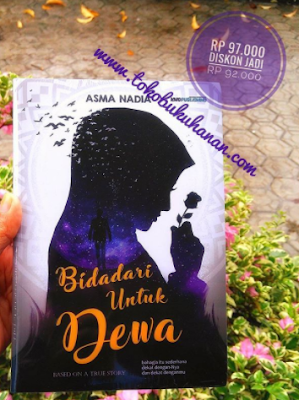 Novel Bidadari untuk Dewa karya Asma Nadia