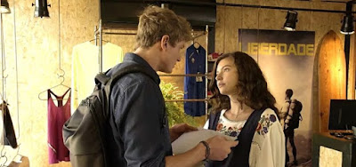 Filipe (Pedro Novaes) voltará a procurar Rita (Alanis Guillen) em cena de Malhação