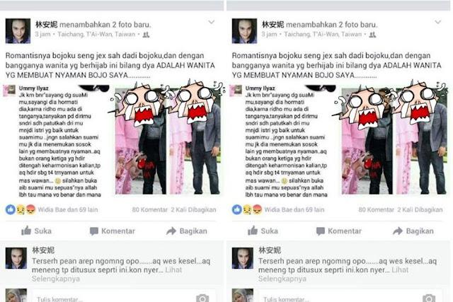 Kisah suami selingkuh saat istri merantau ini bikin netizen geram