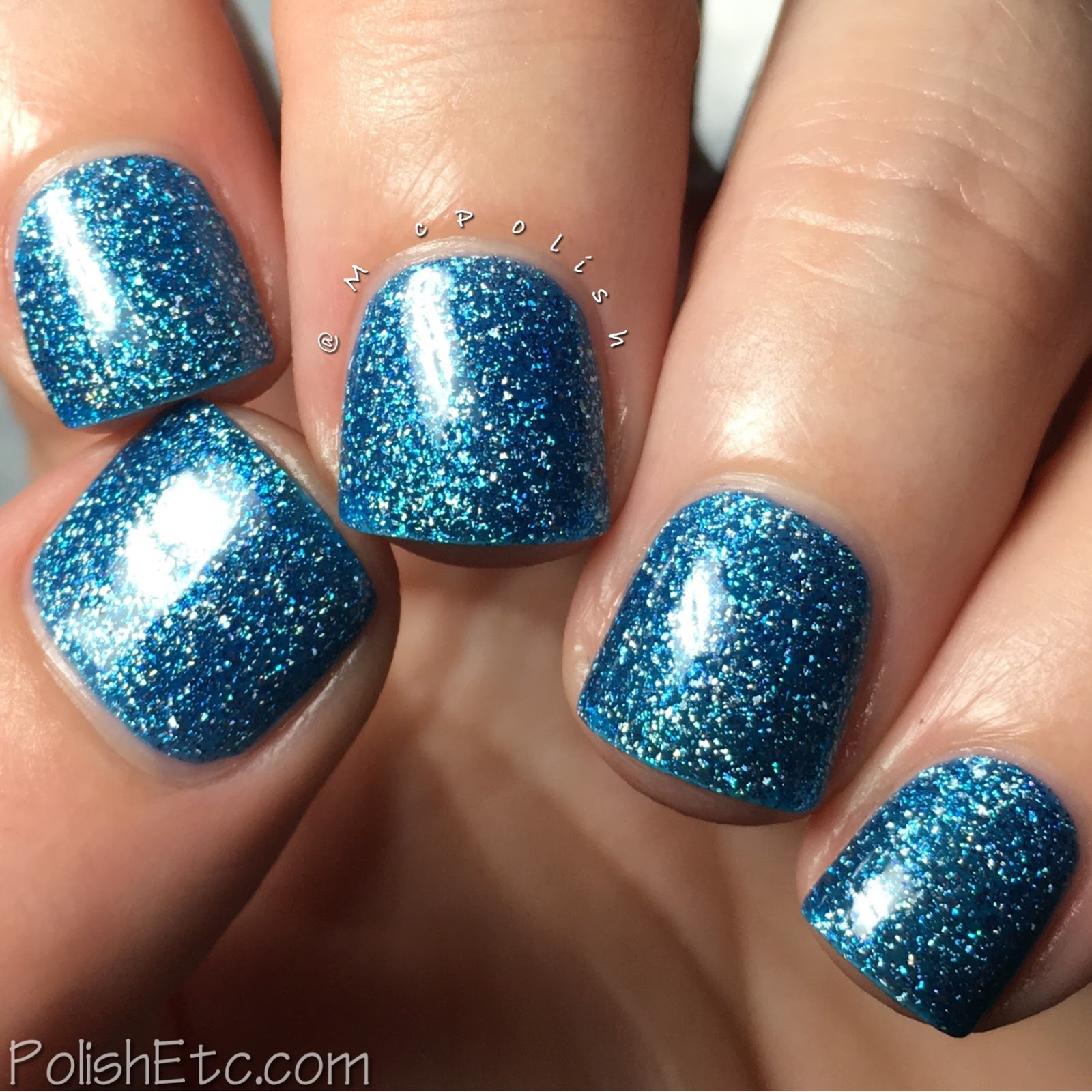 Nine Zero Lacquer - Extreme Weather Collection - McPolish - Monsoon