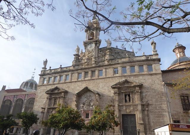 iglesia di santos juanes valencia