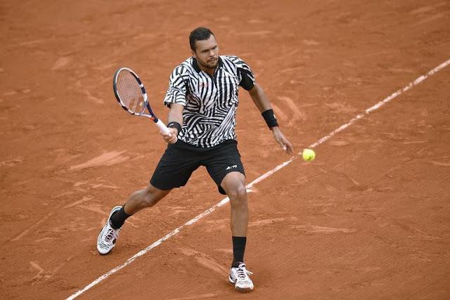 adidas triunfa con sus cebras en Roland Garros