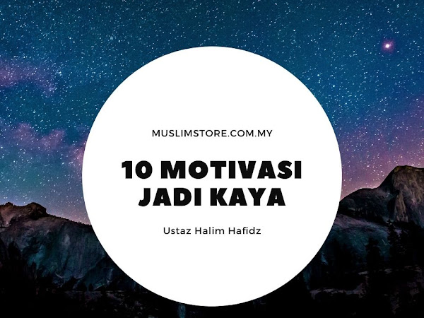 10 Motivasi Untuk Jadi Kaya