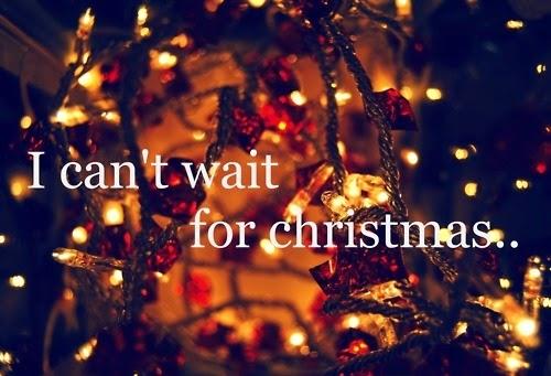 Μέρες για τα Χριστούγεννα! περιμένω, αγωνία, ψώνια, έρχονται