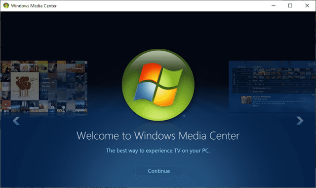 Windows Media Center nedir?